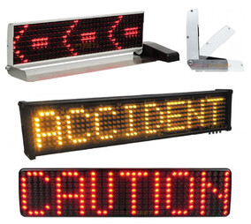 MESSAGE DISPLAYS
