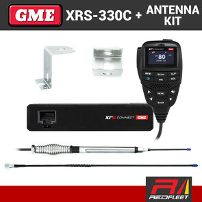 GME XRS-330CAK Antenna Kit UHF CB Two Way In Car Vehicle Radio