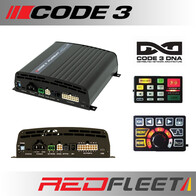CODE 3 PURSUIT DNA SIREN AMPLIFIER & LIGHTS CONTROL SYSTEM