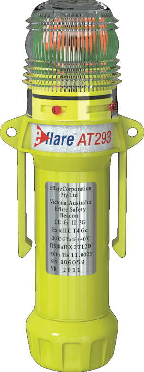 EFLARE AT293 *20 Hour* Safety Beacon Emergency Services Kit (4 PACK)