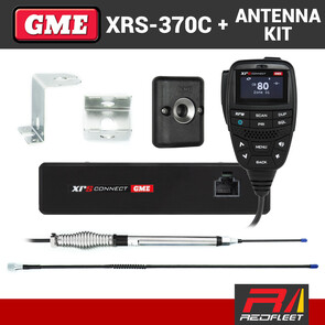 GME XRS-370CAK Antenna Kit UHF CB Two Way In Car Vehicle Radio