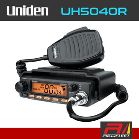 UNIDEN UH5040R UHF CB Two Way In Car Vehicle Radio