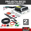 PROJECTA 25 Amp IDC25 9-32VDC In-Vehicle Battery Solar Charger with Universal Bracket & Wiring Kit