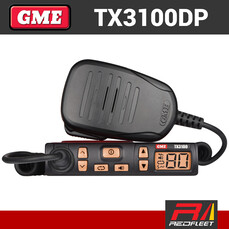 GME TX3100DP UHF CB Two Way In Car Vehicle Radio
