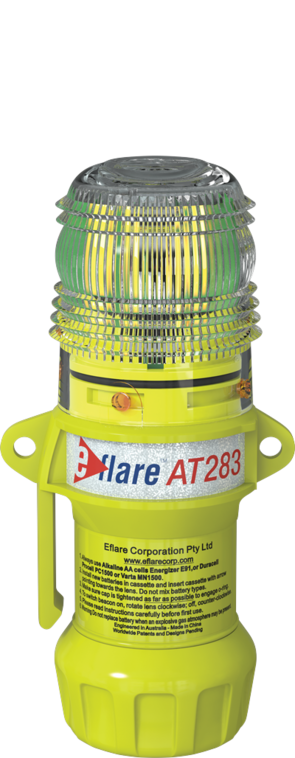EFLARE AT283 *20 Hour* Safety Beacon Emergency Services Kit (4 PACK)