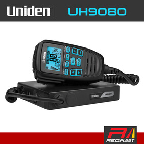 UNIDEN UH9080 UHF CB Two Way In Car Vehicle Radio
